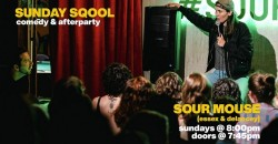 Sunday Sqool Comedy ,New York