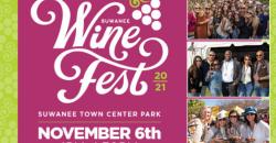 Suwanee Wine Fest 2021