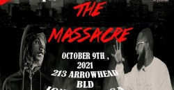 SYS Rap Battle League presents: The Massacre ,Jonesboro
