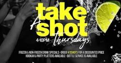 Take A Shot Thursdays ,New York