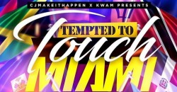 #TemptedToTouch (Flag Fete) ,North Miami