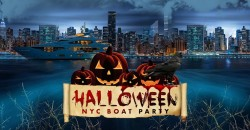 The #1 Halloween Party NYC: Saturday Night on the Haunted Yacht ,New York