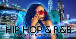 THE #1 Hip Hop & R&B Friday Night Boat Party on Luxurious Yacht Infinity ,New York