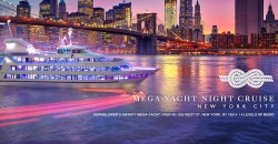 THE #1 New York City Boat Party Cruise on Luxurious Yacht Infinity *LOW TIX ,New York