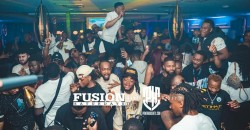 """The All new Saturday night experience """"FUSION SATURDAYS"""" at Domain Lounge ,Houston"""