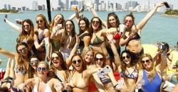THE BEST BOAT PARTY IN MIAMI ,Miami