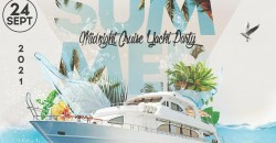 THE END OF SUMMER MIDNIGHT CRUISE YACHT PARTY : JEWEL YACHT : JOHN5CASH ,New York