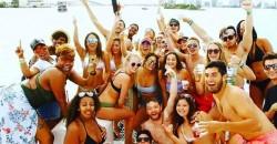 THE MOST ALL INCLUSIVE PARTY BOAT MIAMI ,Miami