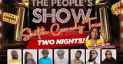 """The People's Show"" Sketch Comedy Tour MIA ,Miami"