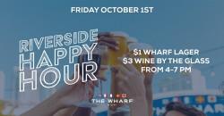 The Wharf Miami's Riverside Happy Hour ,Miami
