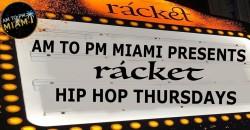 Thursday Hip Hop Nightclub Deal in Miami ,Miami Beach