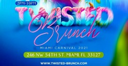 Twisted Brunch ,Miami