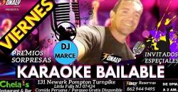 Viernes Karaoke Bailable ,Little Falls
