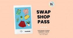 Wed. Swap Shop Pass ,New York