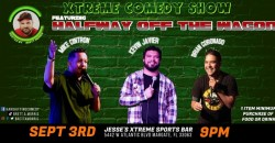 XTREME COMEDY SHOW ,Margate