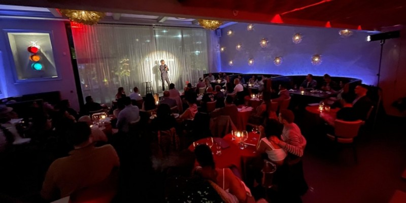 10/20/21 VENTANAS Comedy @ The Red Room ,Fort Lee