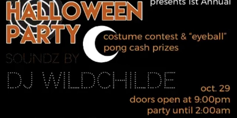 1st Annual Halloween Party ,Nutley
