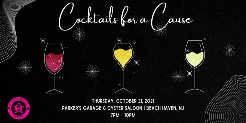 3rd Annual Cocktails for a Cause ,Beach Haven