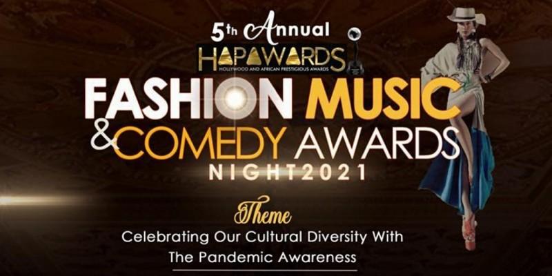 5th Annual HAPA Fashion, Music, & Comedy Awards Show ,Los Angeles