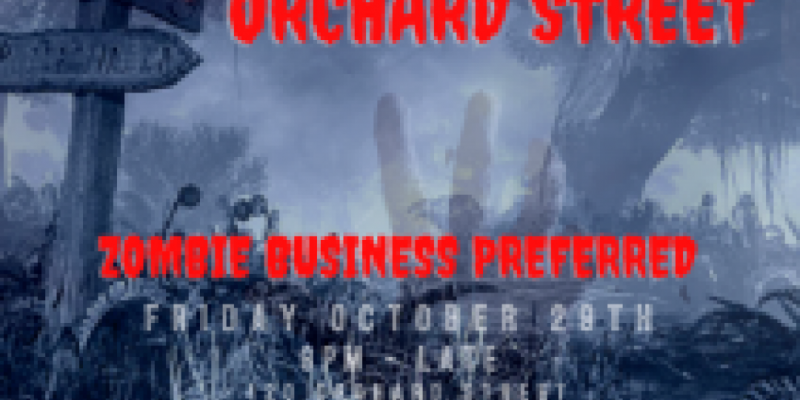 A Haunting On Orchard Street ,New York
