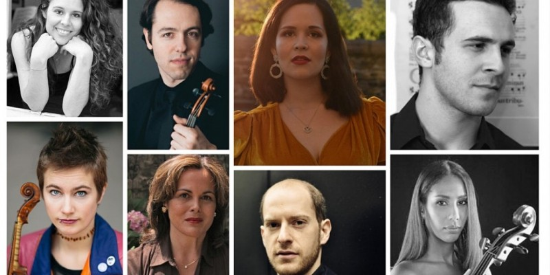 A Musical Journey of Song from Europe to Venezuela and Cuba ,New York