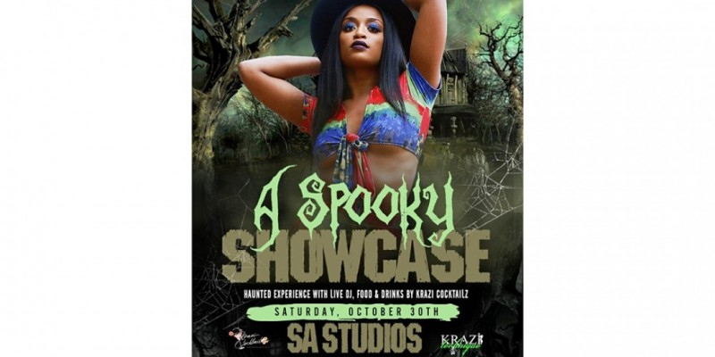 A SPOOKY STUDIO SHOWCASE EVENT ,ATLANTA