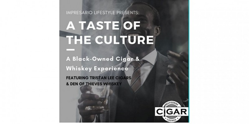 A Taste of The Culture: A Black-Owned Cigar & Whiskey Experience ,Lawnside