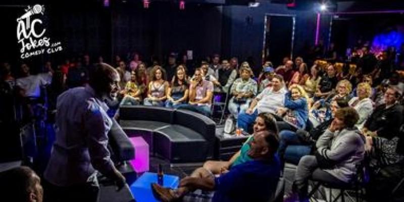 Ac Jokes Comedy at the Tropicana Casino Atlantic City.  Every Saturday 6pm ,Atlantic City