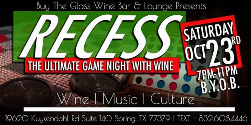 Adult Game Nite with LIVE MUSIC ,Spring