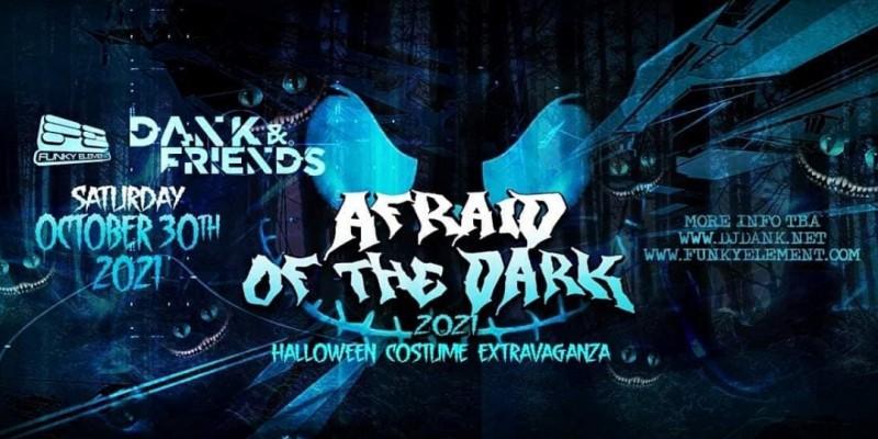 Afraid of the Dark - An Old School NYC Halloween Rave ,Brooklyn