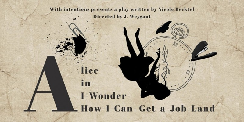 Alice in I-Wonder-How-I-Can-Get-a-Job-Land ,Lake Como