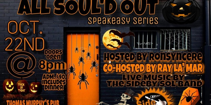 ALL SOUL'D OUT SPEAKEASY SERIES ,Gloucester City