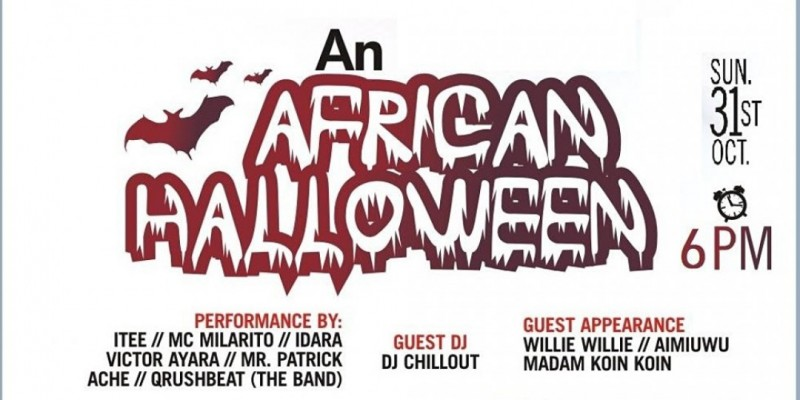 An African Halloween ,Peachtree Corners