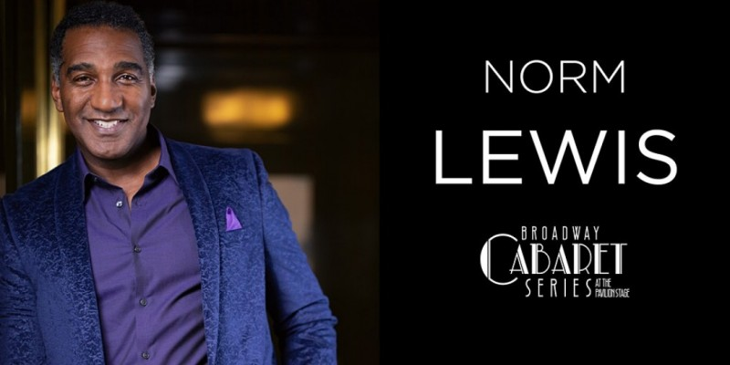 An Evening with Norm Lewis ,Delray Beach