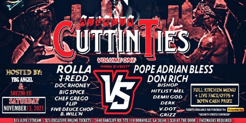 ATLANTA CUTTIN TIES VOL. 1 ,Atlanta