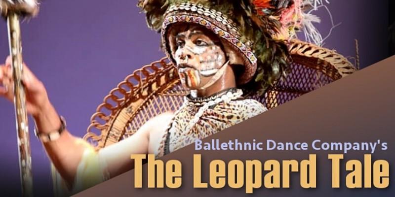 Ballethnic's The Leopard Tale - Matinee ,Atlanta
