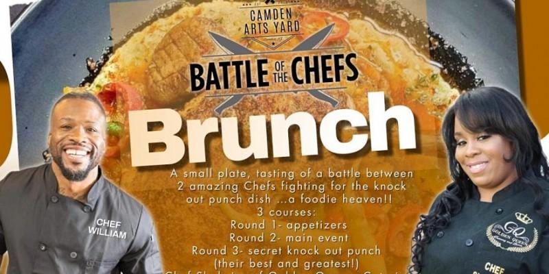 Battle of the Chefs Brunch ,Camden