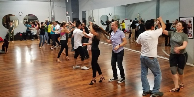 Beginner Salsa Class ,Atlanta