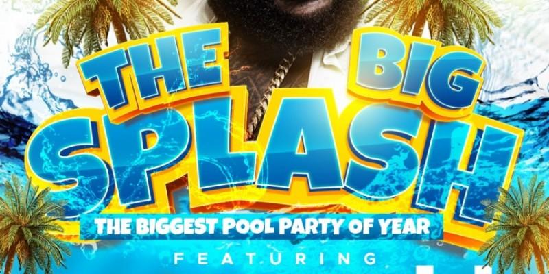 Big Splash Pool Party At American Dream Water park