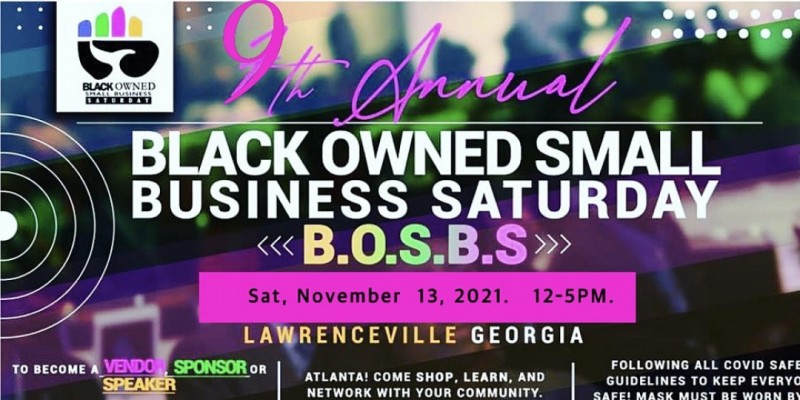 Black Owned Small Business Sat ATL ,Lawrenceville