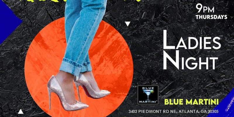 Bottomless Champagne (Ladies Night) Prize giveaways Every 30 Mins ,Atlanta