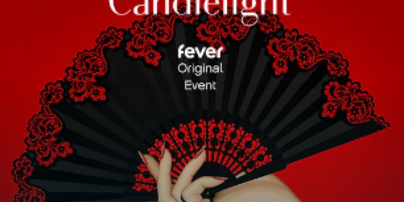 Candlelight Flamenco: Journey Through Spain at Sanman Studios ,Houston