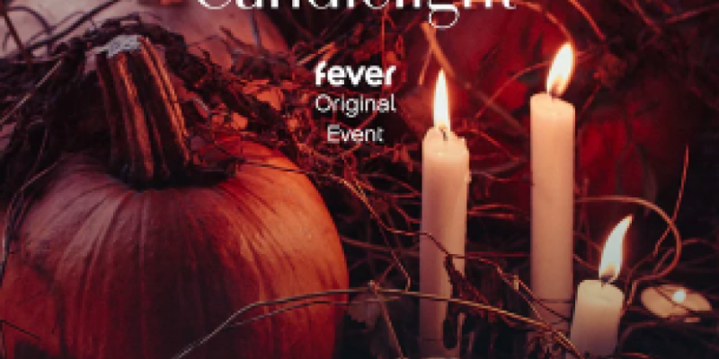 Candlelight Halloween Jazz: Haunted Soul Melodies ,Brooklyn