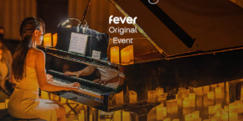 Candlelight: Halloween Piano Special featuring Ravel ,Atlanta