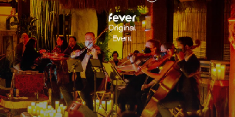 Candlelight Open Air: Beethoven Best Works ,Miami