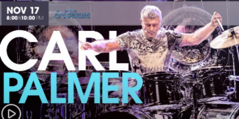 Carl Palmer ,New York