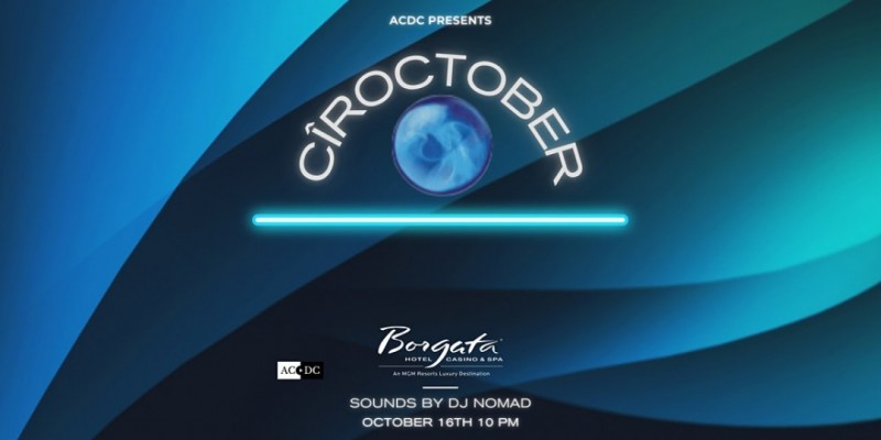 """""""Ciroctober's Very Own"""" Cocktail Hour ,Atlantic City"""