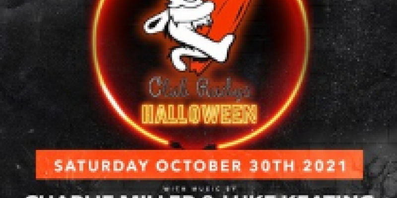 Club Rudy's Halloween at Above It All 10/30 [Rooftop Day Party] ,New York