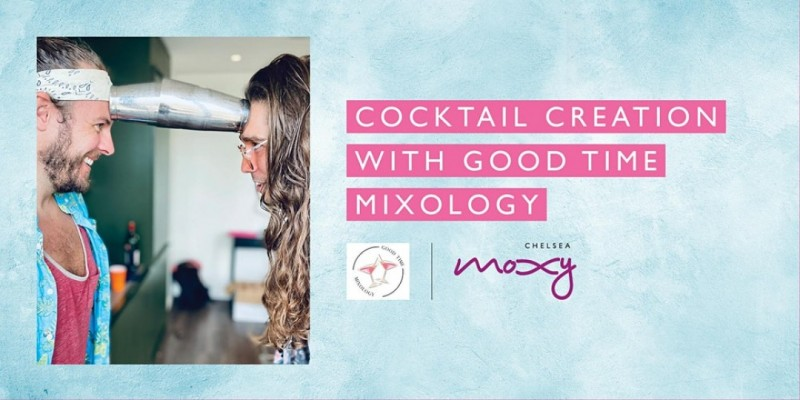 Cocktail Creation with Good Time Mixology ,New York