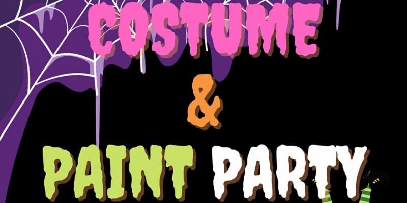 Costume & Paint Party ,West Orange